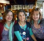 Alysha, Angela, Amy