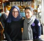 Fatima and Sarah