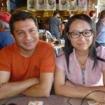 Aditya Mohite and Wanyi Nie