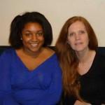 Natasha and Lynn