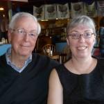 John Andrews & Mary Kershaw