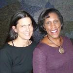 Sarah G and Teresa Y