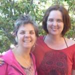 Angela and Amy