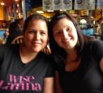 Patricia Crespin & Diana Padilla