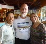 Jan Willem, Kim, and Diane S.