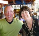 Jerry Jones, Annmarie McLoughlin