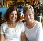 Irene and Margy