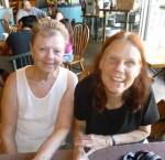 Pat Murphy and Mary McGinnis