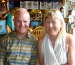 Renate & John