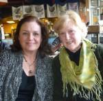 Linda Larkin and Kathy Cosgrove
