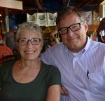 Sheila Lewis & Barry Porter