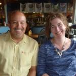 Mark Boschelli and Kyra Ochoa